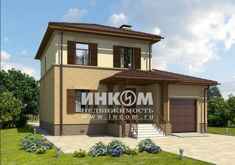 Классический коттедж - проект z111 является очень практичным дизайном дома, чрезвычайно удобного в использовании